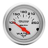 Auto Meter 4337 Ultra-Lite Short Sweep Electrical Water Temperature Gauge