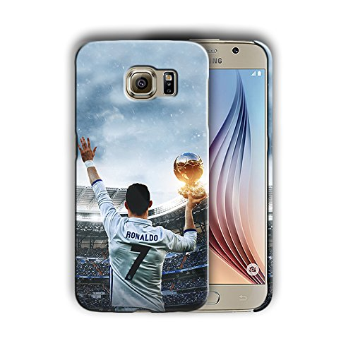 Hard Case Cover with Sport design for Samsung phone models (ron3) (Galaxy S5) (Galaxy S5 Case Manchester United)