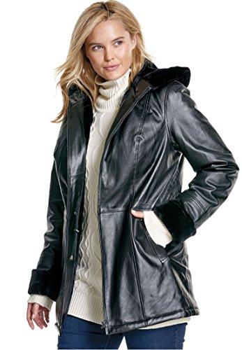 Leather Anorak - 6