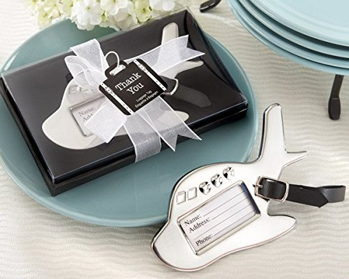 Airplane Luggage Tag Gift suitcase