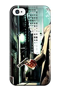 diy phone caseAwesome Design L.a. Noire Hard Case Cover For Iphone 4/4sdiy phone case