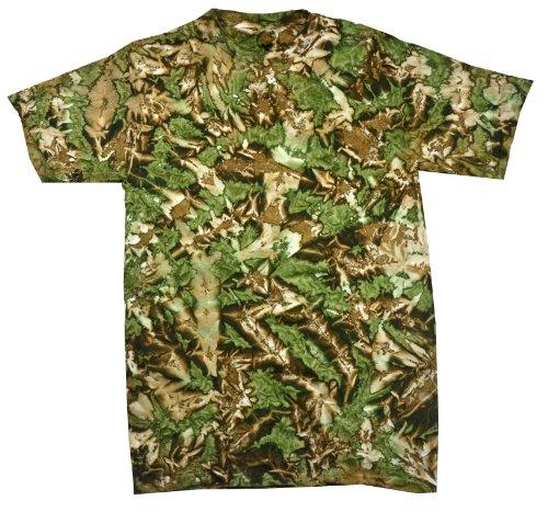(Colortone Tie Dye T-Shirt 2X)