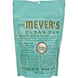 Mrs Meyers Clean Day 14464 Mrs. Meyer'S Clean Day Dishwasher Detergent Soap Packs