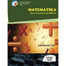Matematika Kelas VIII-1 SMP/MTs (Kurikulum 2013) (Indonesian Edition)
