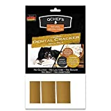 Qchefs Fitness Series Hard cheese & Rice Dental Dog Treat (4 Pack), 4 oz