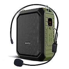 Updated Voice Amplifier