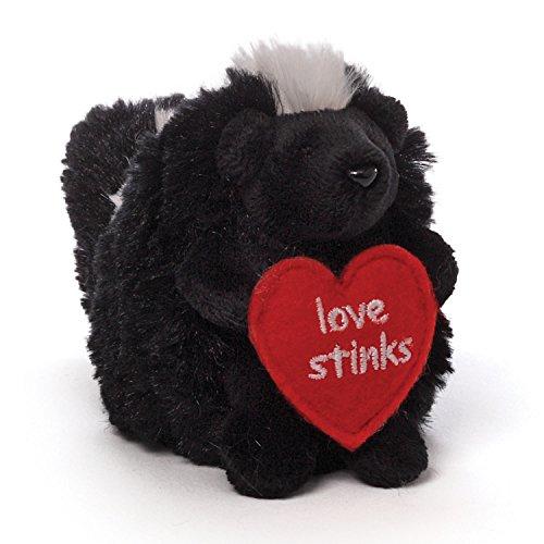 GUND Valentine's Love Stinks Skunk