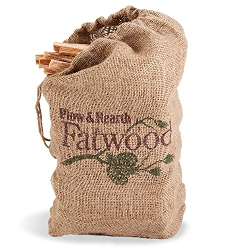 Fatwood Fire Starter, 12 lb. Bag