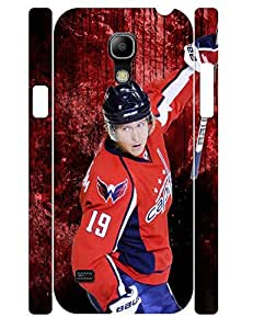 Hybrid Individualized Athletic Guy Slim Phone Aegis Skin Case for Samsung Galaxy S4 Mini I9195