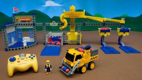 Rokenbok ROK Works Construction & Action Set ()