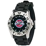 NBA Men's BM-DET MVP Series Detroit Pistons Watch