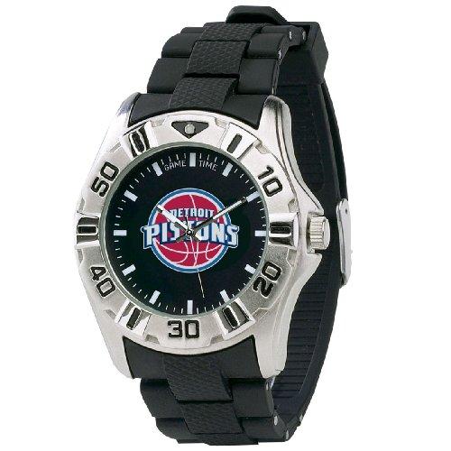 Det Pistons - NBA Men's BM-DET MVP Series Detroit Pistons Watch
