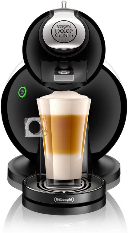 DeLonghi Dolce Gusto Melody 3 EDG420.B - Cafetera de cápsulas, 15 bares de presión, color negro: Amazon.es: Hogar