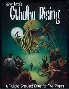 Reiner Knizia's Cthulhu Rising Board Game by Twilight Creations
