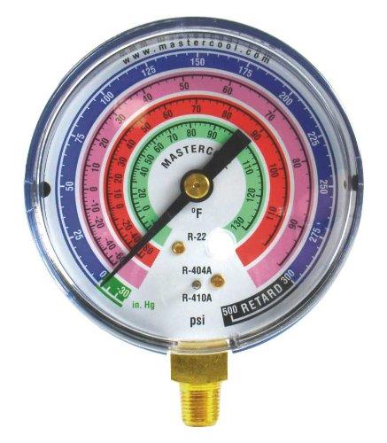 Protech 58501 Gauge, Low - R-22/R-404A/R-410A