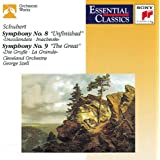 Schubert: Symphony No. 8 Unfinished / No. 9 The Great (Essential Classics)