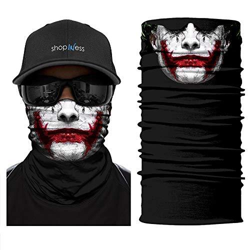 Joker Hat Batman (ShopINess Multifunctional Headwear Bandana -)