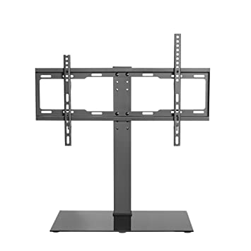 Homelx Punch TV Stand Gratis, 37-60 Pulgadas LED Display LCD TV PC Ordenador