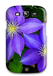 Randall A. Stewart's Shop Top Quality Case Cover For Galaxy S3 Case With Nice Columbine Flower Appearance