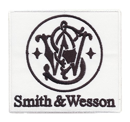 (Smith & Wesson Waffen guns Revolver Magnum cotton patches Logo Vest Jacket Hat Hoodie Backpack Iron On patches)
