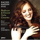 Beehoveen & Clement Violin Con