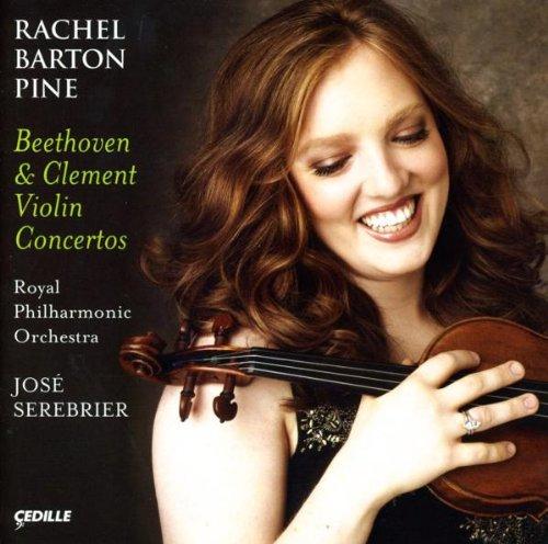 Violin Concertos in D Major Op. 6 / Violin Cto - Pines Six