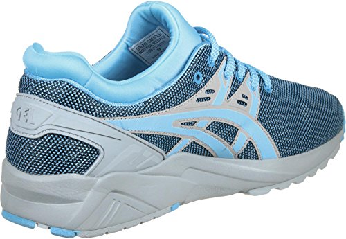 Asics kayano Scarpa Light Evo Trainer Gel Blue q7HwfqgF