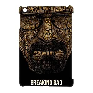 Unique Design Durable Hard Cover Case Cover for Ipad Mini 3D Phone Case - Breaking Bad HX-MI-1611023