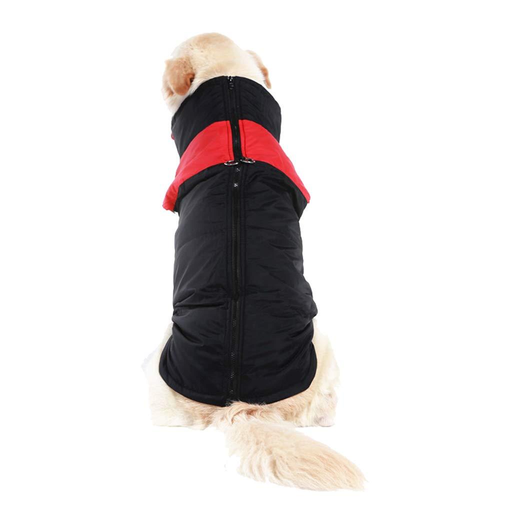 mama stadt Pet Vestiti Cani Inverno Caldo Gilet Cotone Cappotto Giacca Impermeabile Cane Small Medium Abbigliamento Neve Taglia XS-5XL LONGYANSI SAIWEI MAOYI YOUXIANGONGSI