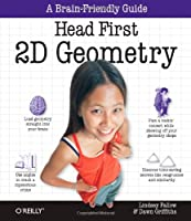 Head First 2D Geometry Front Cover