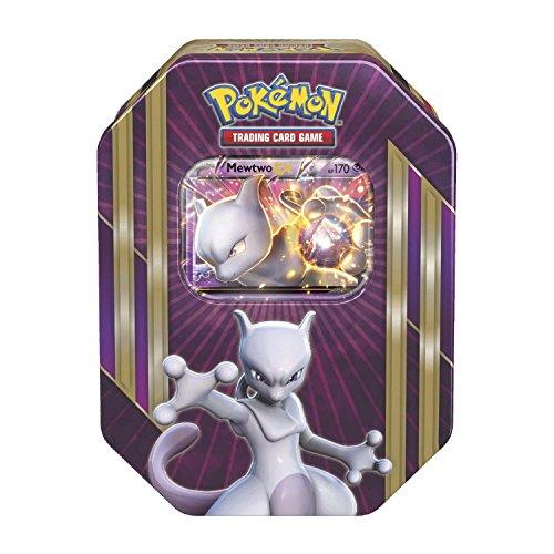 Pokemon Mewtwo EX Triple Power Tin Breakpoint Cards