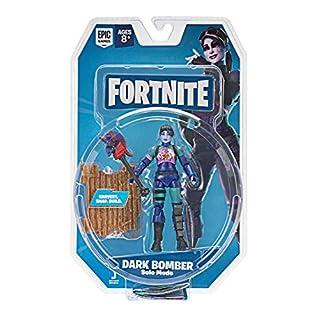 Fortnite Solo Mode Core Figure Pack, Dark Bomber