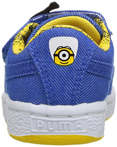 Pictures of PUMA Baby Minions Basket Wrap Statement Leather 36408801 8