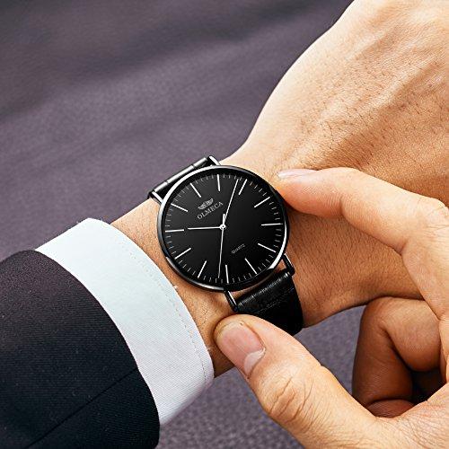 OLMECA Men's Watches Luxury Wristwatches Rhinestone Watches Waterproof Fashion Quartz Watches Women Watch Stainless Steel Watch