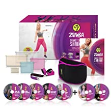 Zumba Shake, Shake, Shrink! DVD System