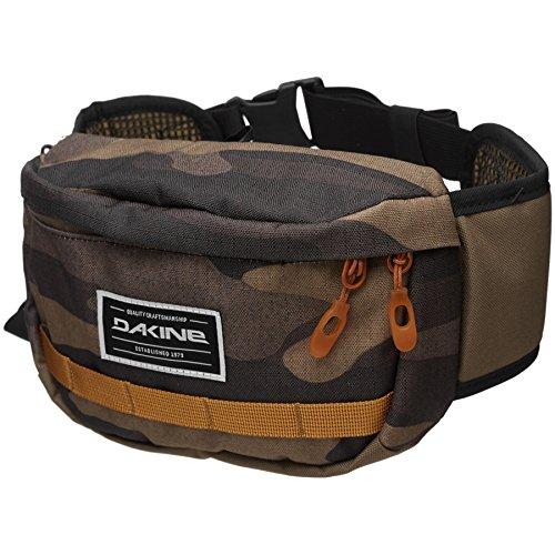 Dakine Hot Laps 2L Bike Waist Bag (FIELD CAMO, ONE SIZE)