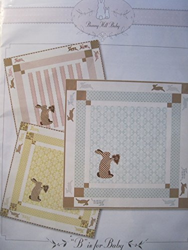 Bunny Hill Baby Quilt Pattern