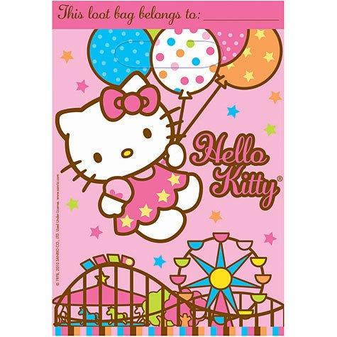 (Hello Kitty Lootbags)