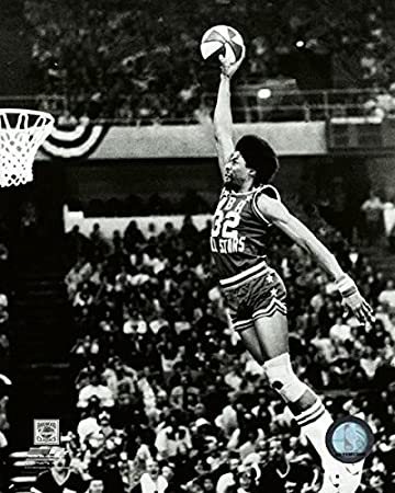 Amazon.com  Julius Erving (Dr. J) New York Nets 1976 Slam Dunk ... f5079a300