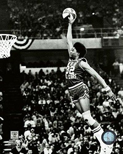 Size: 8 x 10 Julius Erving Dr. J New York Nets ABA Action Photo