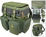 Roddarch Fishing Seat Box & Rucksack Fly Sea Coarse Fishing Seat Backpack.