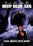 Deep Blue Sea Poster B 27x40 Saffron Burrows Samuel L. Jackson Thomas Jane