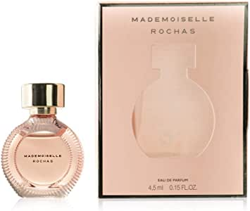 Mini perfume Mademoiselle Rochas 4,5 ml. Eau de parfum: Amazon.es: Belleza