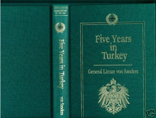 Five Years in Turkey pdf