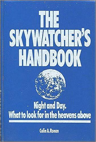 Book The Skywatcher's Handbook