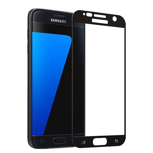 5 opinioni per Samsung S7 Pellicola Vetro Temperato, ESR Copertura Completa [Anti-Impronte e