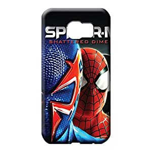 samsung galaxy s6 cell phone carrying skins Fashionable Nice Snap On Hard Cases Covers Amazing Spider Man