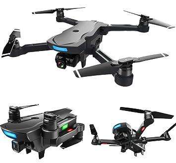 RCDNE Drone Plegable, GPS 1080P HD, fotografía aérea al Aire Libre ...