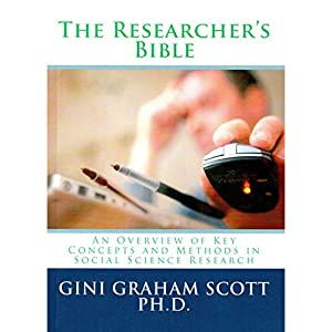 The Researchers Bible Audiobook