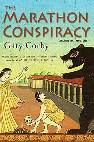 book cover of The Marathon Conspiracy